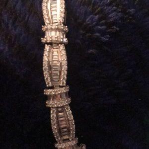 Bella Luce by JTV Jewelry - gorgeous CZ bracelet